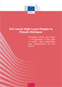 3rd round High Level People to People Dialogue: European Union and China – Co-operation in the field of youth: Past experience and perspectives for the future
