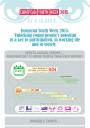 European Youth Week 2015 infographic