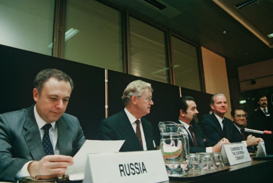 EC after 1992