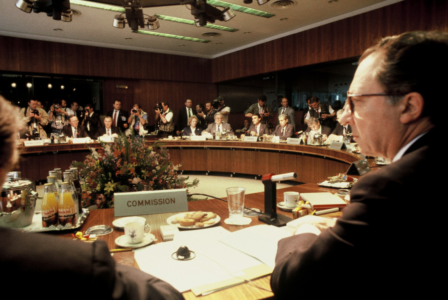 Brussels European Council, 29-30/06/1987