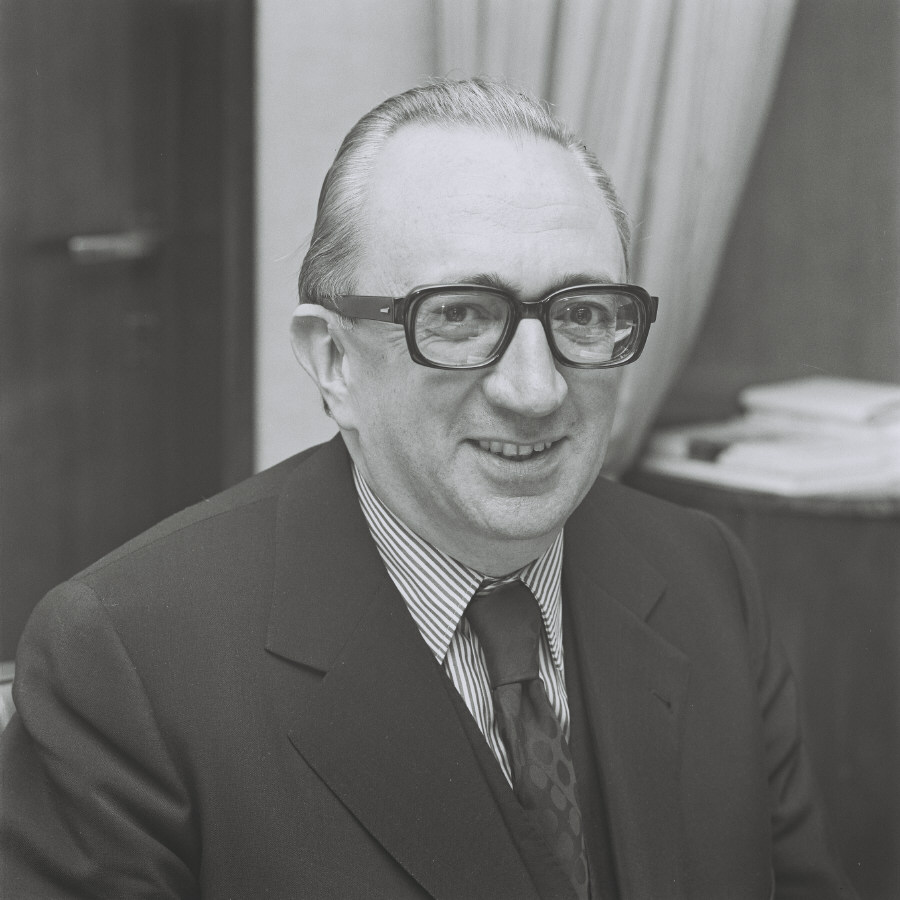 Henri  Simonet, Vice-President designate of the CEC