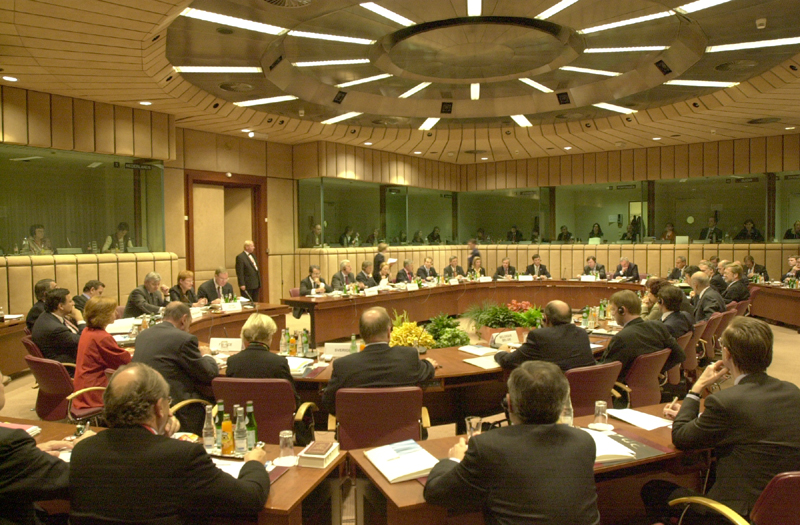 Brussels European Council, 24-25/10/2002