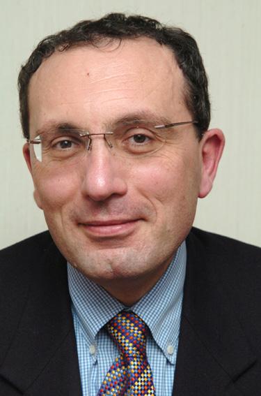 Stefano Manservisi, Head of Cabinet of Romano Prodi