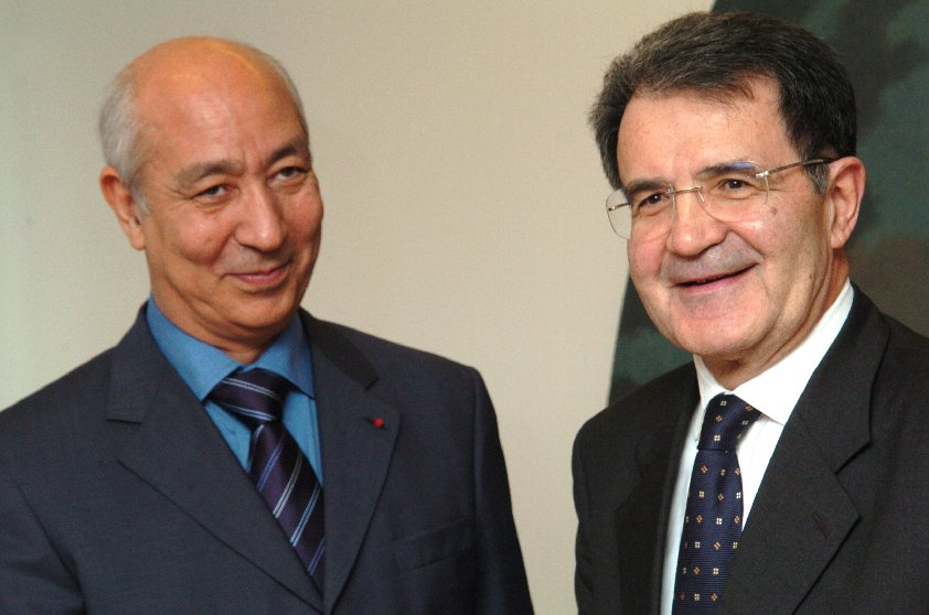 Visit of Driss Jettou, Moroccan Prime Minister, to the EC