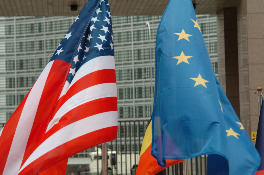 EU-US Summit and Visit of George W. Bush, President of the United States, to the EC