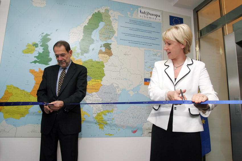 Launch of the Information Centre « InfEuropa »