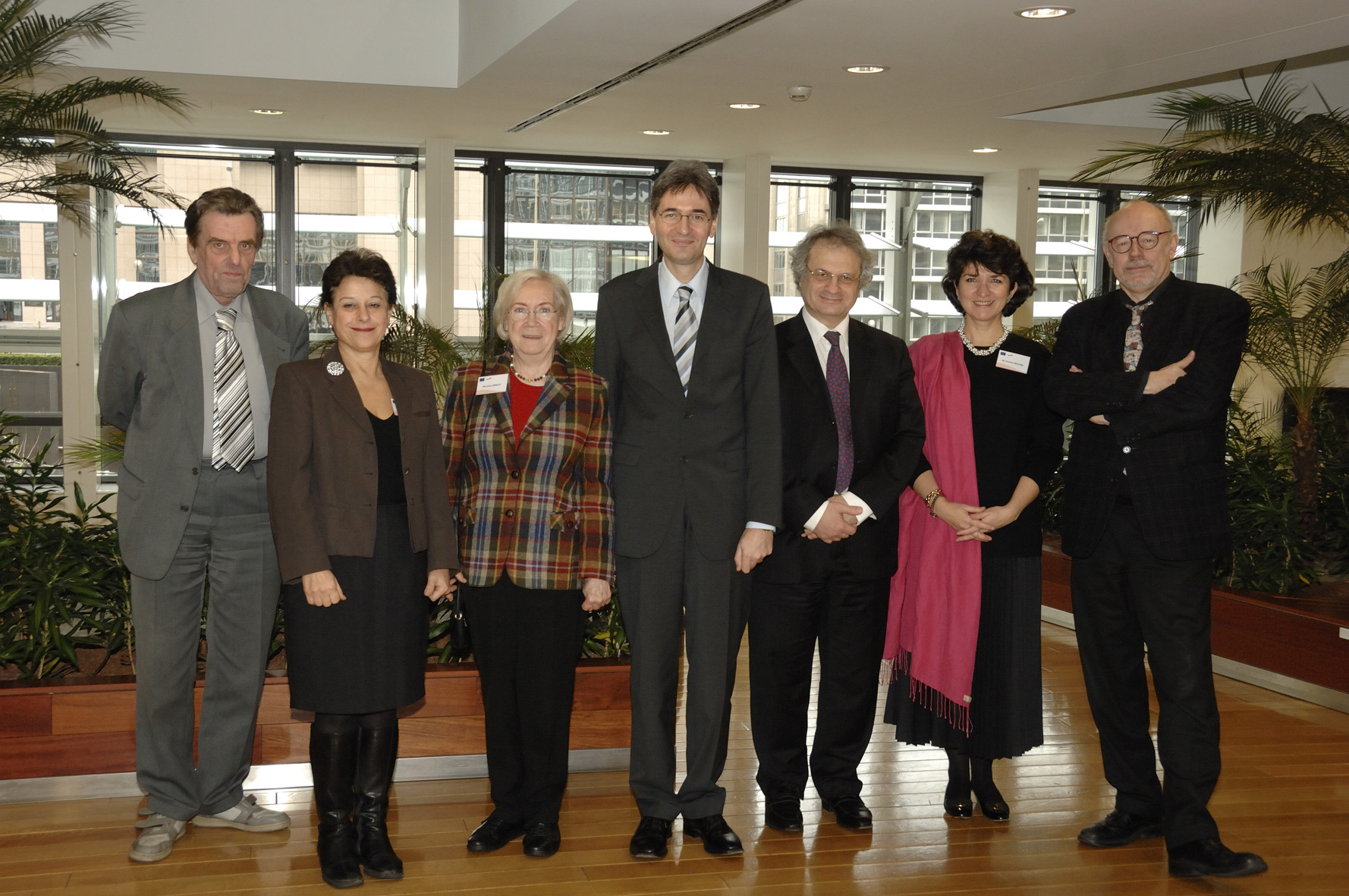 The Group of Intellectuals for Intercultural Dialogue