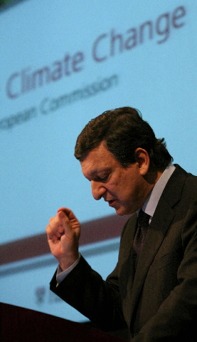 Visit by José Manuel Barroso, President of the EC, to London