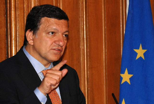 Visit of José Manuel Barroso, President of the EC, to London