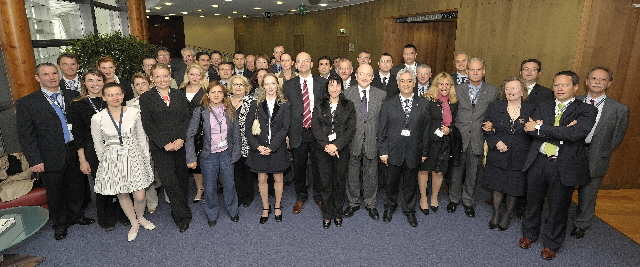 Visit by the OLAF Anti-Fraud Communicators Network to the EC