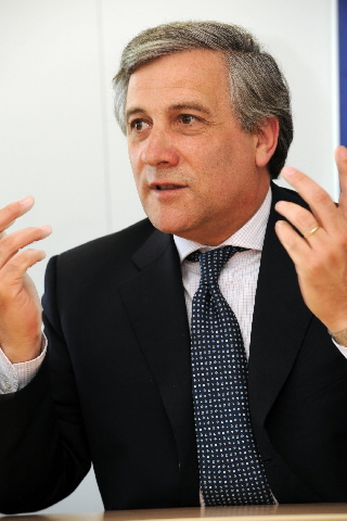 Antonio Tajani, Vice-President of the EC