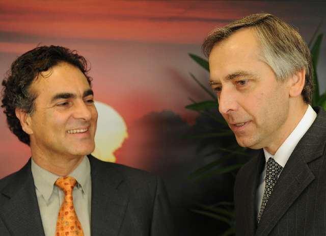 Visit of Nelson Mattos, Google Vice-President of Engineering for Europe, Middle East and Africa, to the EC