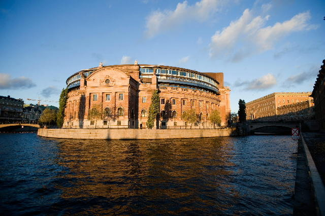 The capitals of the EU: Stockholm