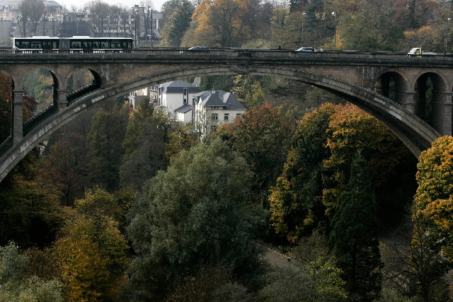 The capitals of the EU: Luxembourg