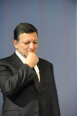 Visit of José Manuel Barroso, President of the EC, to Lindau