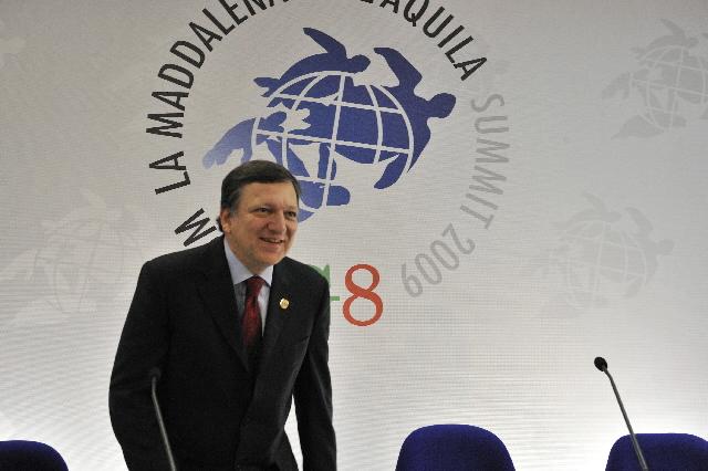 G8 Summit in L'Aquila (part 1)