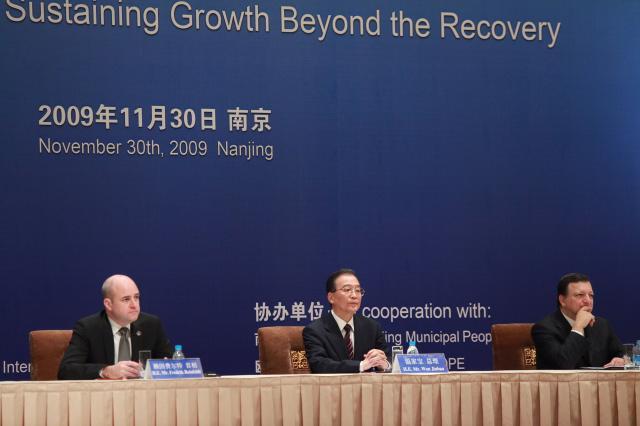 EU/China Summit, 30/11/2009