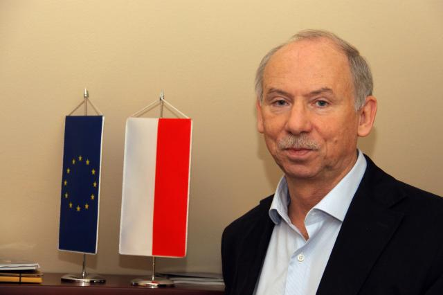 Janusz Lewandowski, Member designate of the EC