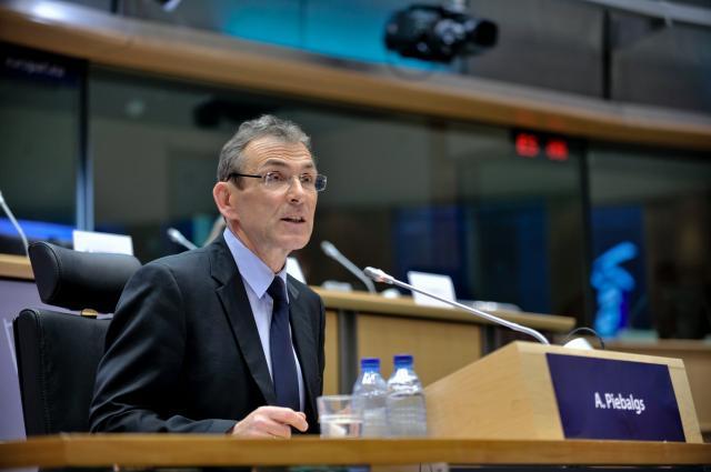 Audition d'Andris Piebalgs, membre de la CE, au PE