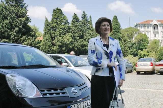 Visit of Androulla Vassiliou, Member of the EC, to Turkey
