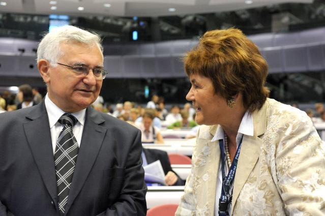 Participation of John Dalli, Member of the EC, at the EU Open Health Forum 2010
