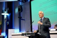 Participation of Michel Barnier and Dacian Cioloş, Members of the EC, at the public hearing on the review of the MiFID