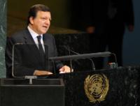 Visit of José Manuel Barroso, President of the EC, to New York (part 2)
