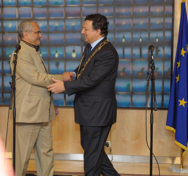 Visit of José Ramos-Horta, President of East Timor, to the EC