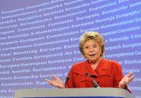 Press conference by Viviane Reding, Vice-President of the EC, and Michel Barnier, Member of the EC, on the Single Market Act