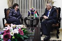 Visit of Catherine Ashton, Vice-President of the EC, to the Middle East