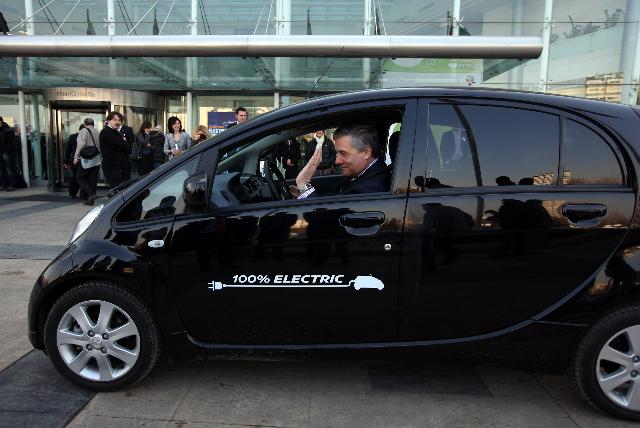 Participation of Antonio Tajani, Vice-President of the EC, at the Electric vehicles – challenges of the new mobility Conference, in Sofia