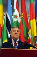 Visit of Antonio Tajani, Vice-President of the EC, to Algeria