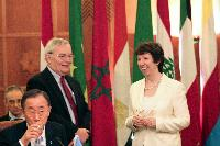 Participation of Catherine Ashton, Vice-President of the EC, in the Cairo conference on Libya