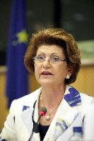 Participation of Androulla Vassiliou, Member of the EC, in the meeting of the Committee on Culture and Education of the EP