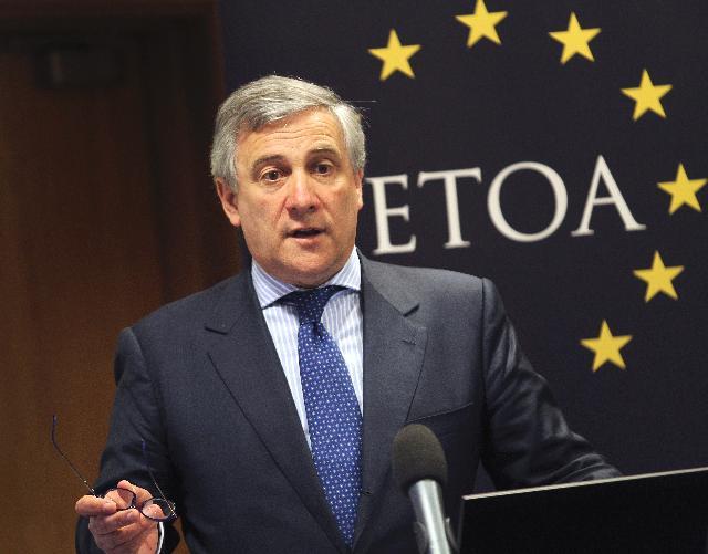 Participation of Antonio Tajani, Vice-President of the EC, in the