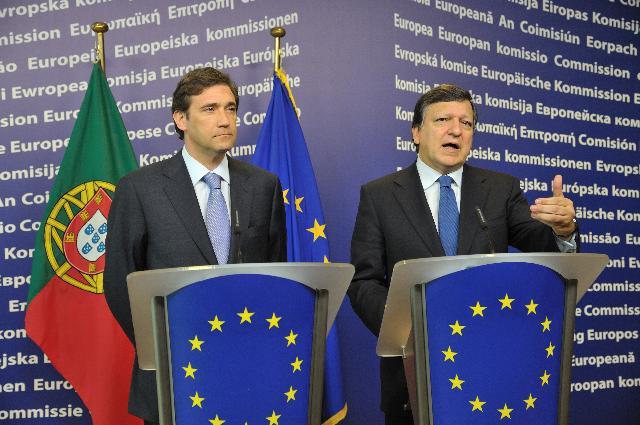 Visit of Pedro Passos Coelho, Portuguese Prime Minister, to the EC