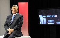 Live interview of José Manuel Barroso, President of the EC, for YouTube and Euronews