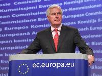 Press conference by Michel Barnier, Member of the EC, on the Green Paper on card, internet and mobile payments