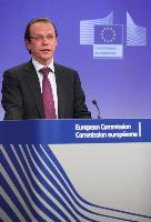 Press conference by Algirdas Šemeta, Member of the EC, on strengthening the independence and reliability of Eurostat statistics