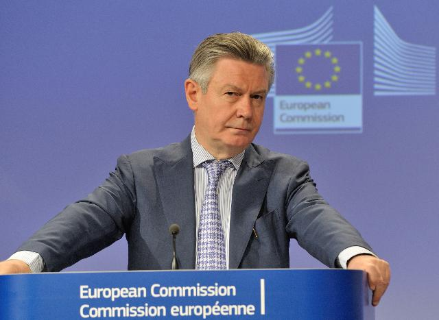 Press conference by Karel De Gucht, Member of the EC, following the challenge launched by the EU to Argentina's import restrictions at the WTO