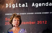 Participation of Neelie Kroes, Vice-President of the EC, at the High Level Conference on Digital Agenda