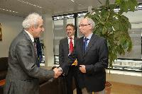 Visit of Philippe de Buck, Director-General of BusinessEurope and co-Chairman of the ACEI, to the EC