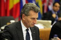 Participation of Günther Oettinger, Member of the EC, in the 7th EU-Russia Energy PPC