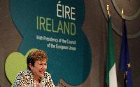 Visit of Kristalina Georgieva and Andris Piebalgs, Members of the EC, to Ireland