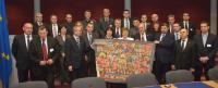 Visit of a group of Bulgarian Governors to the EC