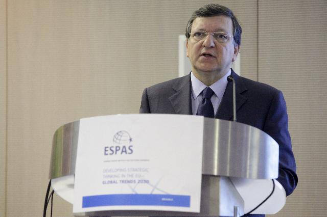 Participation of José Manuel Barroso, President of the EC, in the European Strategy and Analysis System Conference