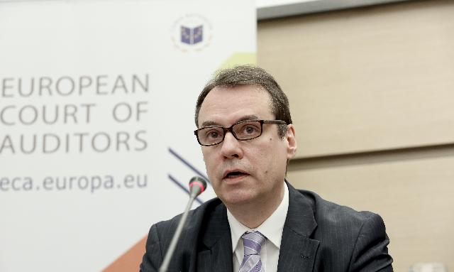 Press conference by Ville Itälä, Member of the European Court of Auditors, on the report entitled