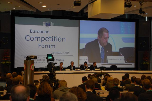 European Competition Forum 2013