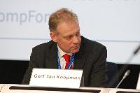 Gert Jan Koopman, Deputy Director-General in charge of State Aid of DG