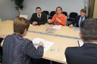 Visit of a delegation from the CEPR to the EC